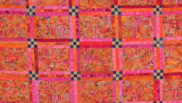 Bright Batik Blocks